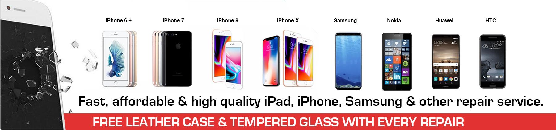 Repair My Phone Screen Banner