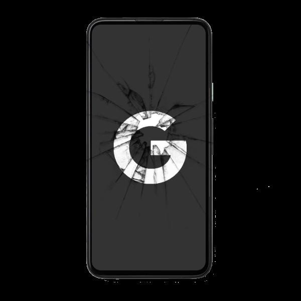 Google Pixel Screen Repair Icon