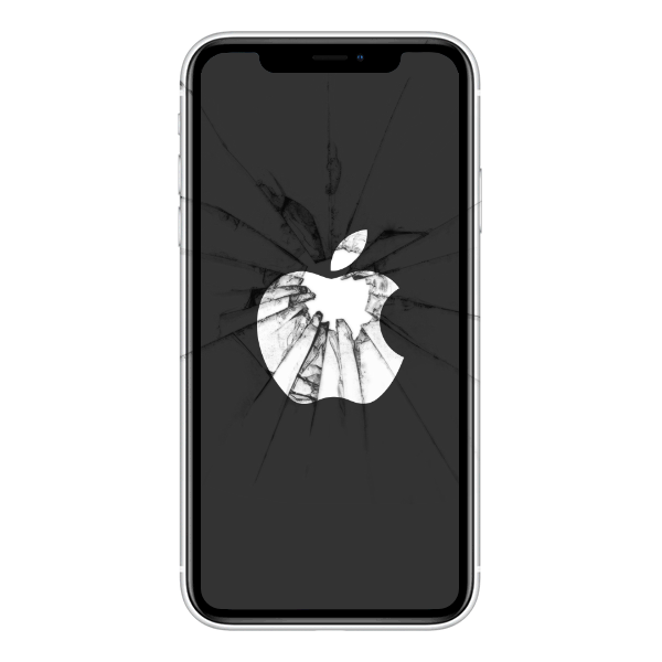 Smashed Iphone 11 Screen