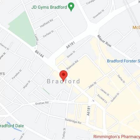 Bradford Screen Repairs